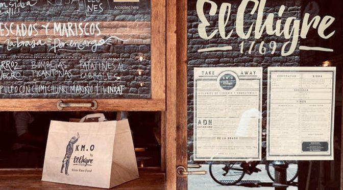 KM0 by El Chigre y su cocina catariana