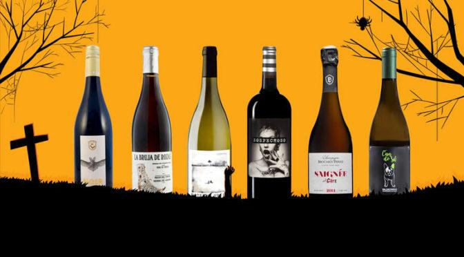 Seis vinos terroríficamente perfectos para brindar este 'Hallowine'