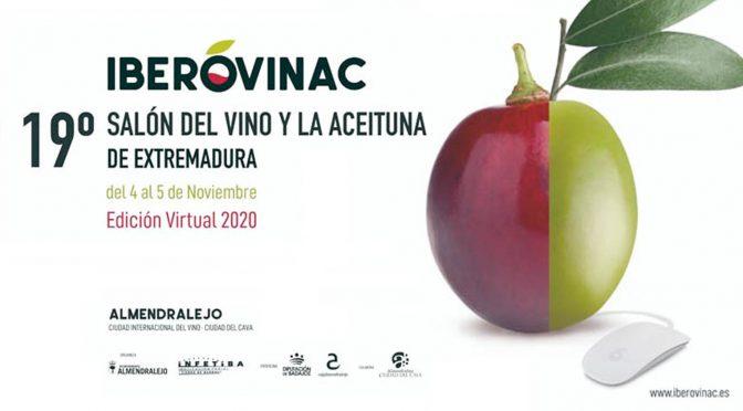 XIX Edición de Iberovinac vuelve este año en versión online