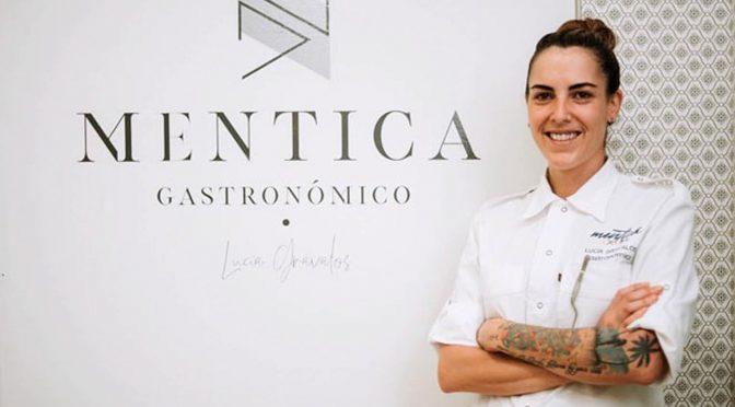 La fantasía culinaria de Lucía Grávalos en Mentica Gastronómico
