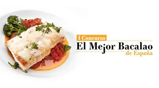 """I Concurso de """"El Mejor Bacalao de España"""""""