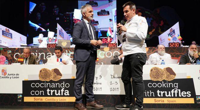 Nueve estrellas Michelin pusieron el Broche de Oro en 'Soria Gastronómica'