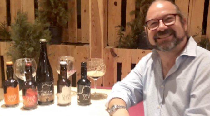 """""""TRIAM, cervezas artesanas creadas con fundamentos gastronómicos"""""""