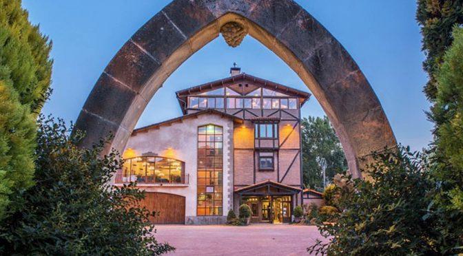 Un exquisito espacio gastronómico en la Rioja Alavesa llamado Villa-Lucía