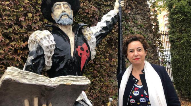 Cristina Sánchez, nueva gerente de La Ruta del Vino de La Mancha