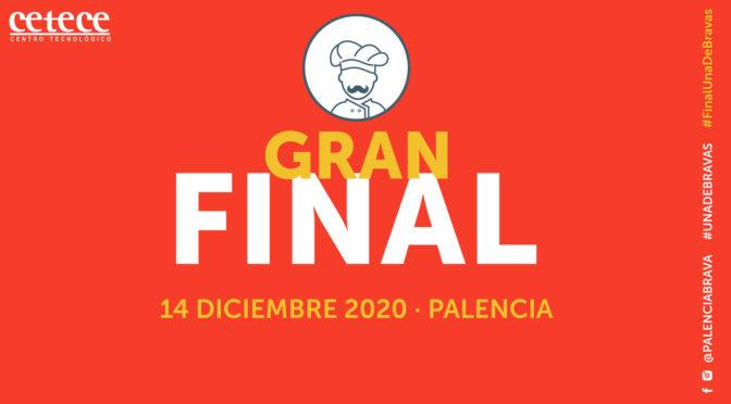 Final del Primer Concurso Internacional de Patatas Bravas de Palencia
