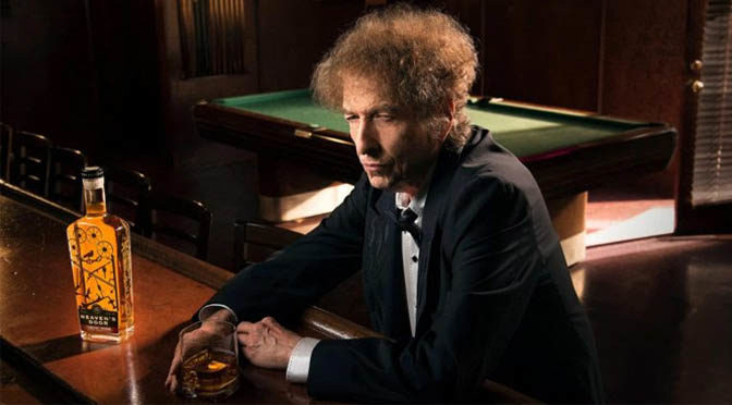 Heaven's Door Whisky by Bob Dylan