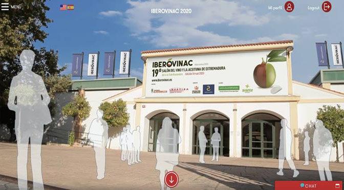Éxito en la edición online de Iberovinac 2020