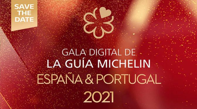 La Gala de la Guía Michelin se celebrará en Madrid, en formato digital
