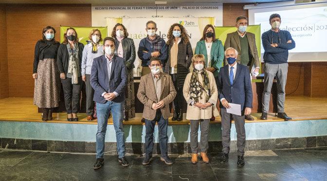 Llegan los ocho mejores AOVE que lucirán el sello Jaén Selección 2021