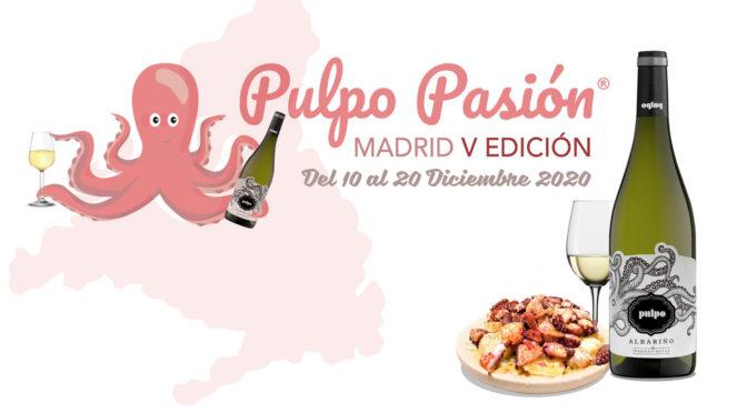 Pulpo Pasión regresa a Madrid del 11 al 20 de diciembre