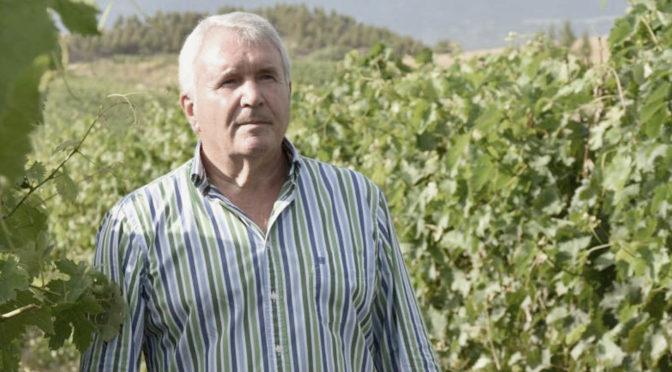 Santiago Ijalba, medio siglo dedicado al mundo del vino