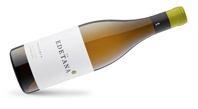 Via Edetana Blanc 2019, primer vino ecológico de Edetària