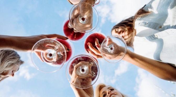 Los efectos saludables del consumo moderado del vino