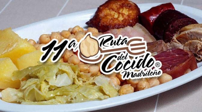 11ª Edición de la Ruta del Cocido Madrileño
