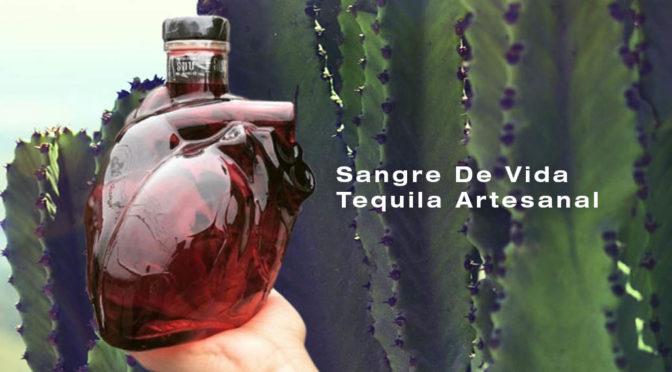 Sangre De Vida Tequila Artesanal