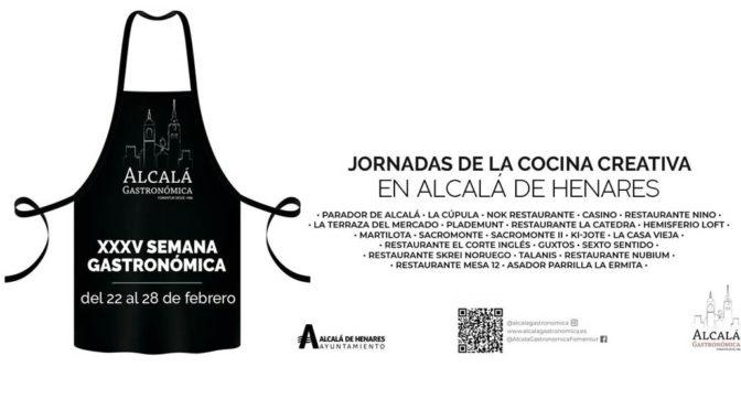 Vuelve la mejor cita gastronómica de Alcalá de Henares con la cocina creativa