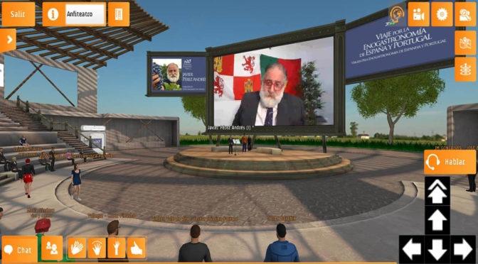 Gran éxito de asistencia en la I Gala Virtual de Premios Vinduero-Vindouro