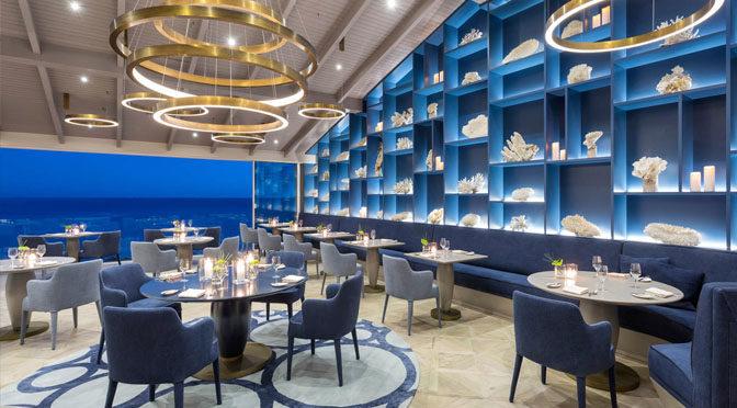 Las islas portuguesas serán protagonistas del nuevo menú de Ocean (**)