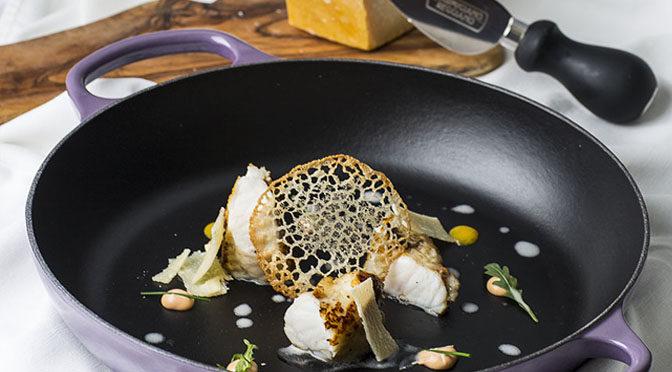 40 Chefs para el Queso Parmigiano Reggiano de 40 meses