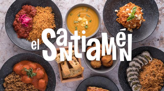 El Santiamén, cocina tradicional con toques del mundo