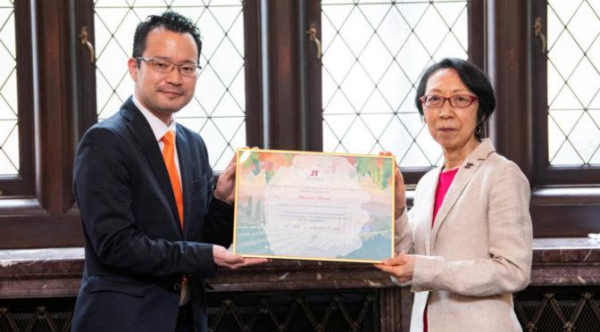 La DO Utiel-Requena nombra a Takayuki Kikuchi como embajador de marca en Japón