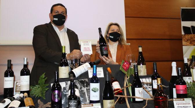 Los Canary Wine, protagonistas del Concurso Oficial de Vinos Agrocanarias 2021