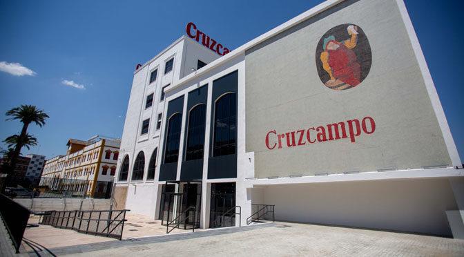 Cuenta atrás para la apertura de factoría Cruzcampo en Sevilla