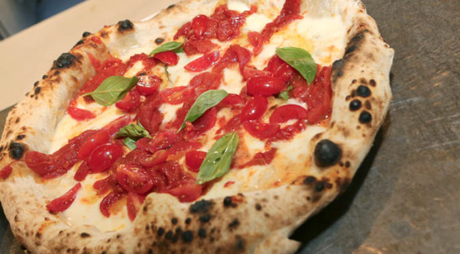 La Balmesina se alza con el premio a la Mejor Pizza Napolitana de España