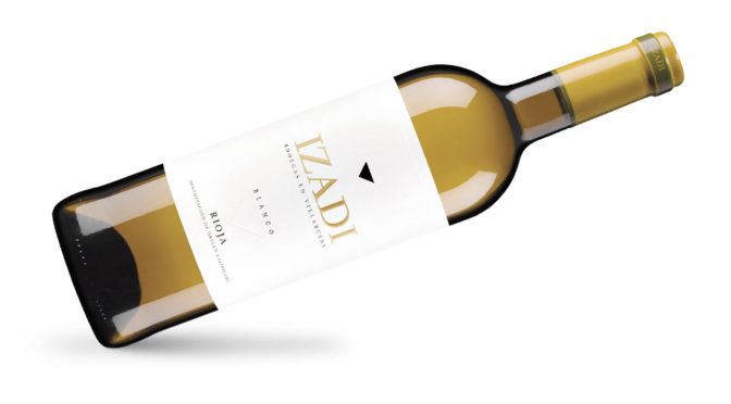Izadi Blanco, único rioja con seis variedades autóctonas
