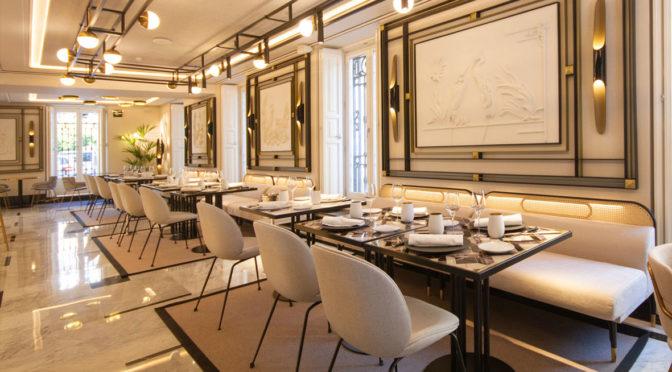 'La Perfumería', el restaurante de moda en Valencia que fusiona historia y alta cocina