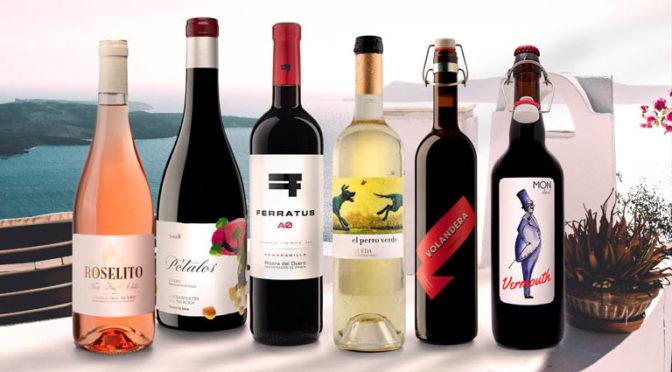 Cinco vinos y un vermouth de moda para este verano