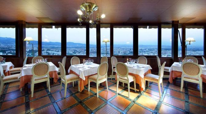 La triple apuesta gastronómica del 'nuevo' Alhambra Palace