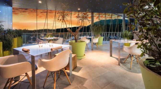 SOLLO, restaurante de Estrella Michelín que ofrece el primer caviar ecológico del mundo