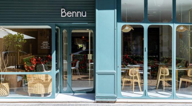 La cocina honesta de Bennu