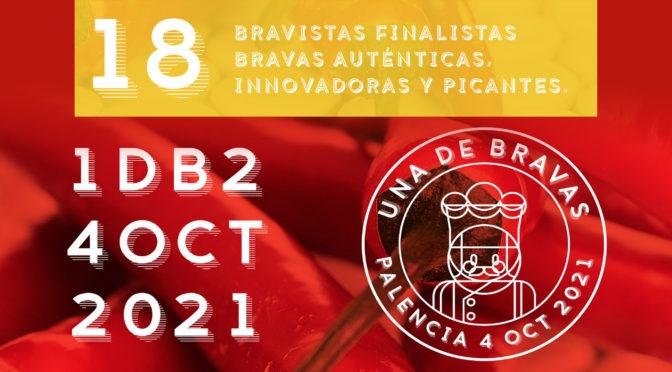 18 Cocineros participarán en la gran final de Una De Bravas 2021