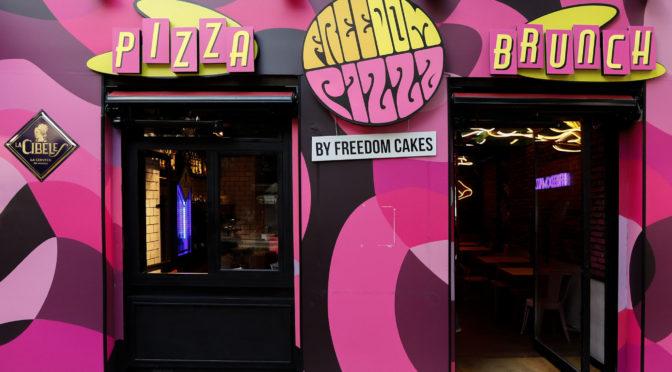 Bienvenidos a Freedom Pizza