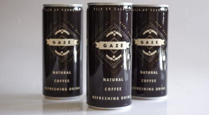 Gazé, la bebida refrescante con café natural