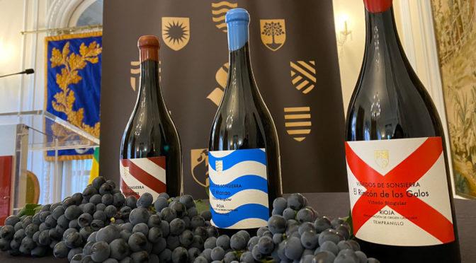 Los nuevos vinos singulares de Bodegas Sonsierra