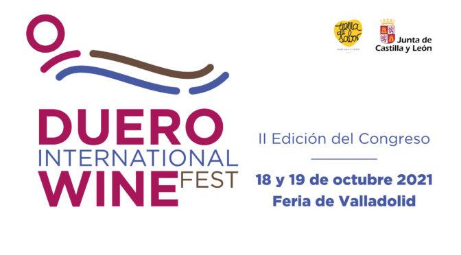 La Feria de Valladolid albergará la segunda edición del Duero Wine Festival