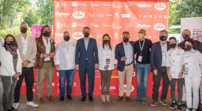 El Ayuntamiento de Palencia distingue como Embajadores de la ciudad a siete reconocidas figuras de la gastronomía nacional