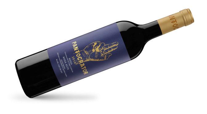 Pantocrátor 2010, considerado uno de los mejores vinos de Rioja